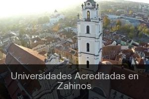 Universidades Acreditadas en Zahinos
